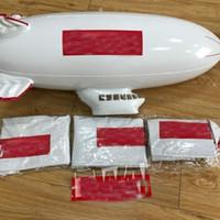 hava yüzücüleri oyuncakları toptan satış-Sporting Açık 17FW Uçan Hava Yüzücüler Şişme Montaj Yüzme Blimp Balon Hava oyuncak gönderici