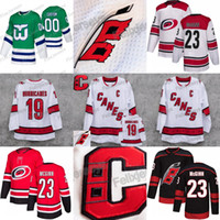 Wholesale teuvo teravainen jerseys for sale - Group buy 2019 Carolina Hurricanes Sebastian Aho Erik Haula Teuvo Teravainen Justin Williams Brock McGinn Andrei Svechnikov Justin Faulk Jersey