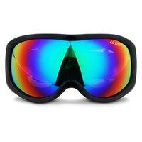 pranchas de snowboard venda por atacado-Esportes ao ar livre Óculos de Neve de Inverno Montanhismo Esqui Snowmobile Snowboard Board Óculos de Esqui Mulheres Homens Óculos de Esqui Máscara