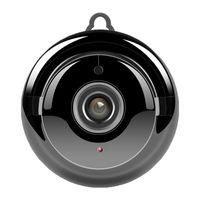 mini camara de vision nocturna al por mayor-Detección de la cámara IP V380 Mini Wifi 960P HD inalámbrica circuito cerrado de visión nocturna por infrarrojos de movimiento 2-Way Audio rastreador de movimiento de la seguridad casera 10pcs / lot