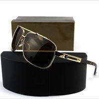 cadeau bmw achat en gros de-Nouveau luxe lunettes polarisées BMW haut de gamme pilote lunettes de soleil hommes et femmes lunettes de cadeau de voiture vente chaude
