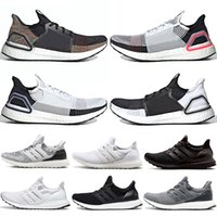 Wholesale dark cycles for sale - 2019 Ultra Boost Men Women Running Shoes Laser Red Dark Pixel Black White Oreo Trainer Sport Sneakers