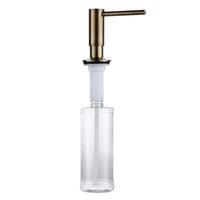 Wholesale antique metal tools resale online - Bagnolux Antique Bronze Kitchen Soap Dispenser Bathroom Detergent Dispenser For Liquid Soap Lotion Dispensers Tools T200427