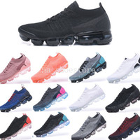 Wholesale styles white shoes for man for sale - Group buy Running Shoes New Style For Men And Women Size Black White summer good quality brand new drop shipping size36