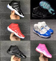 Wholesale good kids shoes for sale - Group buy Hot Sale Sneakers Shoes s Basketball Kids For Boys Girls Bred Legend Gamma Blue Concord Pantone Good Quality Us Size c y