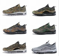 Wholesale sneaker shoes uk online - 2018 New Country Camo Japan Italy UK Army Green Running Shoes Men s Camouflage Ultra Bullet M Premium Zoom Trainers Sneakers