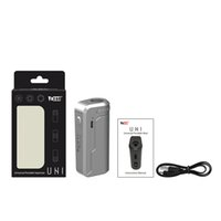 Wholesale universal portable battery for sale - Authentic Yocan UNI Box Mod Battery mAh Universal Portable Preheat VV Battery For Thread Thick Oil Cartridge Electronic Cigarette Mod