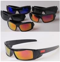 Wholesale gas cans resale online - Gas can Travel Accessories Cycling Sun Glasses Coating Pilot Sunglasses Men Women Brand Designer Gafas Sports Fashion Summer eyewear