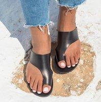 ingrosso zapatos gladiatore-donne sandali estivi appartamenti scarpe donna flat flip perizoma pantofole diapositive gladiatore zapatos mujer chaussure femme sandalias