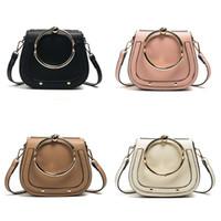 clutch messenger çanta omuz çantası toptan satış-Designer- Sıcak Satış Kadınlar Çanta Yeni Stil Pu Tasarımcı Günlük Çantalar Moda Kadın Messenger Omuz Çantaları Bayanlar Crossbody Debriyaj