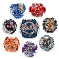 Wholesale beyblade dhl for sale - Group buy New Toupie Beyblade Burst Beyblades Metal Fusion with Color Box Gyro Desk Top Game For Children Gift Without Launcher DHL Shipping