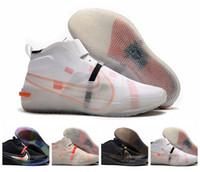 2020 New Arrvial Hombres Kobe AD NXT FF Zapatos de baskeball grises extensos Kobe Bryant Day FastFit KB24 KB 24 Zapatillas de deporte de diseño de