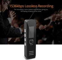 Wholesale usb flash card mp3 player resale online - Portable Mini LCD Display Voice Recorder Professional Digital Voice Recorder USB Flash Driver Dictaphone pen With MP3 Player support TF Card