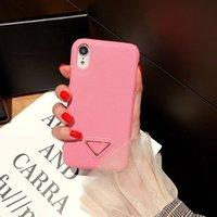 teléfono celular ultra delgado al por mayor-Funda de teléfono celular para el diseñador Iphone 8 Plus Funda de teléfono delgada para Iphone X XS XR XS MAX 8 7 6 Plus Shell Cubierta de chapa metálica ultra delgada