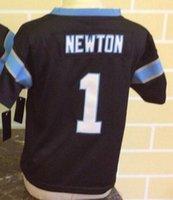 american football-shirt kinder großhandel-Kinder Jugend Carolina 1 59 Jersey Kinder Jungen Shirts Stickerei und 100% genähte 2020 Vapor Limited American Football Trikots
