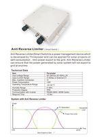 ingrosso griglia legata inverter di potenza-Limitatore anti-inversione per inverter a griglia 1,5KW ~ 6KW, per evitare l'esportazione di energia solare in rete