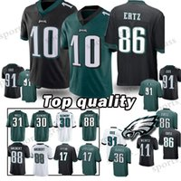 7416990b9c0 Wholesale brian dawkins jersey online - 10 DeSean Jackson Philadelphia  Jersey Eagle Zach Ertz Carson Wentz