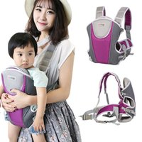 Wholesale baby carrier 15kg for sale - Group buy Backpacks Months Baby Carriers Breathable Front Facing Infant Comfortable Sling Backpack Pouch Wrap Baby Kangroo Belt