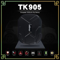 Wholesale time magnets for sale - Group buy Direct to SA UAE Waterproof Car GPS Tracker TK905 Super Magnet Standby Days Real Time Tracking Lifetime Free APP