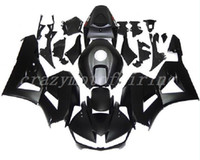 Wholesale New ABS Injection Molding motorcycle Fairings Kits Fit For Honda CBR600RR F5 fairings set nice black