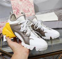 ingrosso stivali di beige beige-2019 Moda Donna Sneakers, B21 Calzini D CONNECT Floral Sneakers Estate Casual Donna Scarpe di marca Zeppe Stivali con plateau