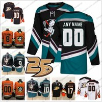 Wholesale hockey jerseys logos for sale - Group buy Custom th Anaheim Ducks Ice Hockey Jerseys Mens Youth Womens Stitched Logo Any Name Number Perry Getzlaf Kesler Eaves Miller Grant S XL