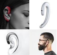 en kaliteli kulaklıklar toptan satış-JOYROOM Bluetooth Kulaklık JR-P2 Kulaklıklar IPX5 Su Geçirmez Kulaklık Mini Kulak Kancası Kablosuz Bluetooth Kulaklık Evrensel Için En Iyi Kalite