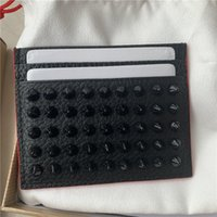 Wholesale korean fashion bags for sale - Group buy 2020 real leather bag men s card clip credit card holder women s Card Clip Wallet