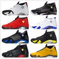 Wholesale shoe plush for sale - Group buy Jumpman Men Basketball Shoes s Mens Trainers Gym Jordán Nakeskin Jordan Retro DMP Hyper Royal Candy Cane Black Toe Desig