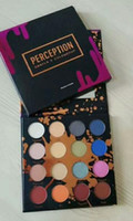 Wholesale colourpop cosmetics resale online - New Arrival SHAYLA X COLOURPOP Cosmetics PERCEPTION Eye Shadow Palette Matte Colors Drop Shipping
