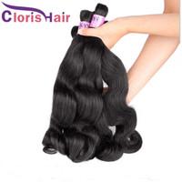 Wholesale peruvian body wave braiding hair for sale - Group buy Body Wave Braiding Hair Peruvian Vigin Hair Weave Bundles In Bulk Unprocessed Wavy Bulk Hair Extensions No Attachment For