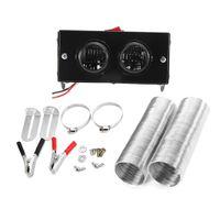 12V Heater 500W Fan Warmer Defroster Demister Windscreen Dryer Auto Car Truck UK