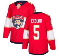 Wholesale mens training shirt for sale - Group buy Florida Panthers Red Home Hockey Jerseys shirts TOPS mens luongo EKBLAD BARKOV Training Hockey WEAR fan online store for sale