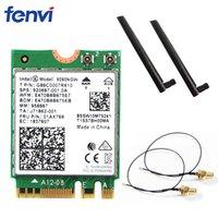 ingrosso collegamento di rete wireless-Schede mucchio di rete Dual Band Wireless-1.73Gbps AC Per Intel 9260 9260NGW NGFF Wifi Carta 2.4Ghz / 5GHz 802.11ac Bluetooth 5.0 MU-MIMO con un ...