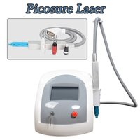 Wholesale pigmentation treatment machine online - picosecond laser machine q switch nd yag laser Tattoo Removal Treatmnet Pigmentation Treatment Skin whitening and wrinkle removal