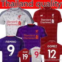 69b28505d8a Mohamed SALAH soccer Jersey 2019 VAN DIJK VIRGIL KEITA SHAQIRI Football  Shirt FIRMINO liver Uniform Team WOMEN man Kids Kits