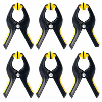 Wholesale 6pcs screen for sale - Group buy NEW Inch Plastic Clip Fixture Fastening Clamp For Mobile Phone Tablet Glued Lcd Screen Repair Tools