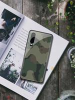 net mobile venda por atacado-Militar Personalidade de Camuflagem verde Na Moda dos homens Novo Criativo Líquido Vermelho e Huawei Mat20 Móvel Shell