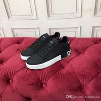 Wholesale streetwear shoes for sale - Group buy Best Quality Casual Shoe Dad Sneaker Paris Dancing Streetwear Early Spring Women Thick Bottom Leather Sneakers