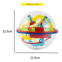 Wholesale balancing game resale online - 3D Puzzle Magic Maze Ball Level Perplexus Magical Intellect Marble Puzzle Game IQ Balance Educational Toys for Kids