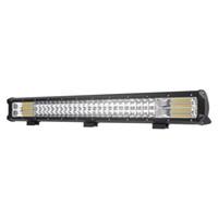 araba için iş lambası toptan satış-26 INÇ LED İş Işık Bar Offroad Sürüş Lambası 12 V 24 V Kamyon SUV ATV 4x4 AWD Vagon Römork Araba Traktör Pikap Yardımcı Işık