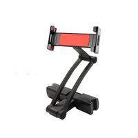 stehen kopfstütze großhandel-5-13 Zoll Tablet Phone Stand Autohalterung Auto Rücksitz Kopfstütze für iPad Air Mini 2 3 4 Pro PC Halterungen für Xiaomi Huawei Pad