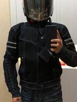 malla de montar chaquetas de moto al por mayor-HOMBRES MOTOCICLETA DENIM MALLA VERANO RIDING CHAQUETA BIKERS CHAQUETA