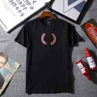 womens t shirt achat en gros de-Femmes Hommes 2019 Nouvelle Mode T-shirt avec Marque Lettre Imprimer Designer de Mode Top Tees À Manches Courtes T-shirt Casual S-2XL