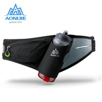 Wholesale running water bottle holder for sale - Group buy AONIJIE E849 Marathon Jogging Cycling Running Hydration Belt Waist Bag Pouch Fanny Pack Phone Holder For ml Water Bottle