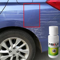 Wholesale car filler pen resale online - Car styling ML Car Auto Repair Wax Polishing Heavy Scratches Remover Paint Care Maintenance New arrived