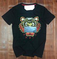 saf pamuk gömlek erkek toptan satış-19ss yeni yeezus yüksek kaliteli Saf pamuk Nakış logosu erkek kadın t-shirt yeezus kanye west XXLkenzo tişört ceketi