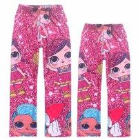 karikatür baskı taytlar çocuklar toptan satış-Kız bebek karikatür pantolon sürpriz kız baskılı çocuk tozluk sonbahar ilkbaharda çocuklar güzel sevimli pantolon ince pantolon