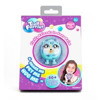 Wholesale musical electronics for sale - Group buy Silverlit Tiny Furries Asst Styles Electric Interactive Doll Musical Toys With Recording singing giggling yawning shrieking Function LA96