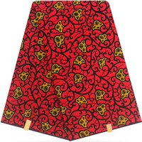 impresiones africanas para la venta al por mayor-venta caliente 20design 6yards 100% algodón tejido africano impresiones de la cera hollandais cera tela africana vestido de 2019 ankara tela holandesa de cera HH-A
